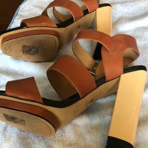 Dolce Vita Shoes - Dolce Vita Heeled Sandals Size 8.5